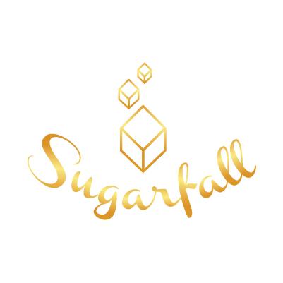 Sugarfall Brand Identity